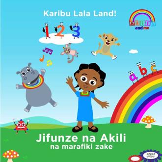 DVDs herufi na akili kiswahili