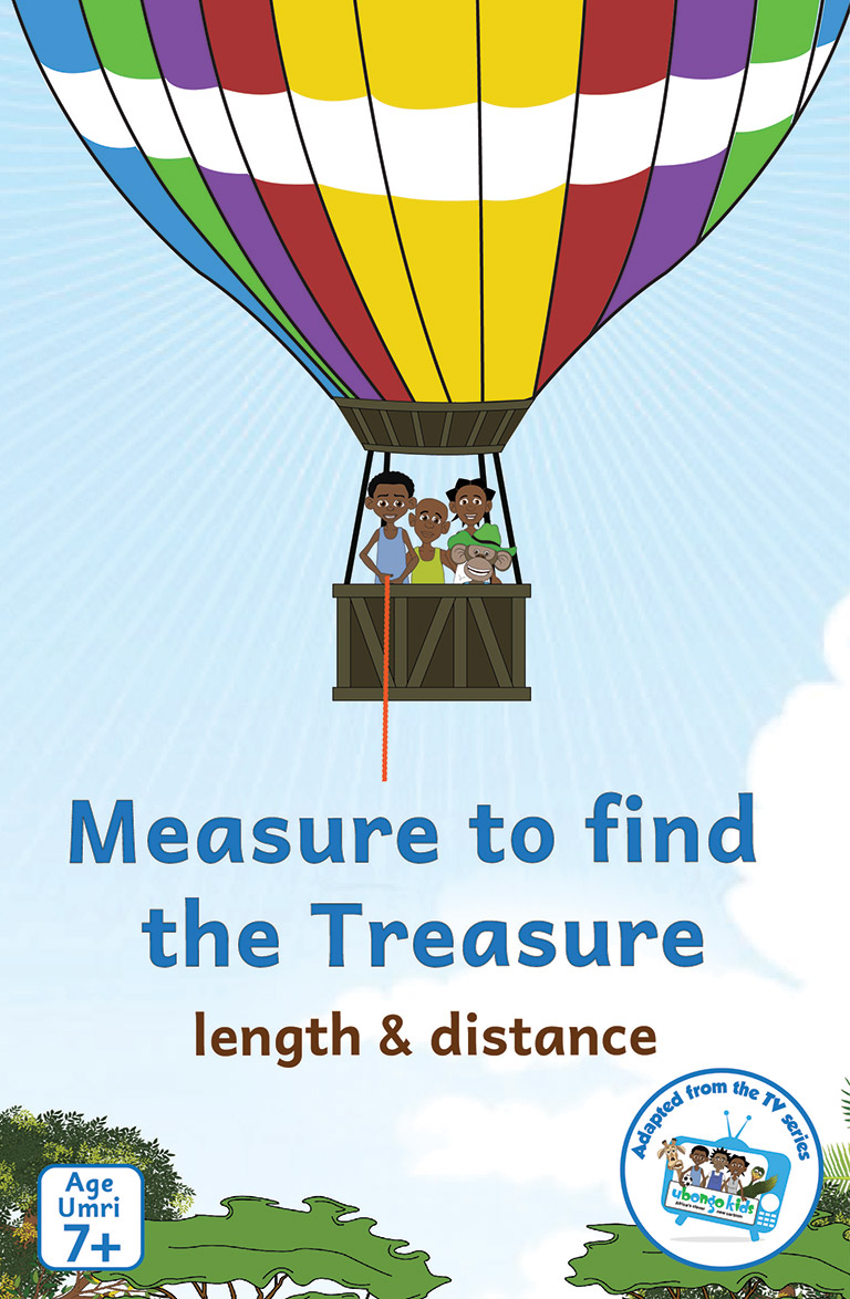 Measure to find the Treasure